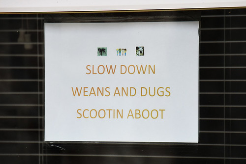 Slow down, Wanlockhead, Scotland | by BuzzTrips