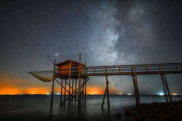 La Pêche aux Étoiles / The Stars Fishing