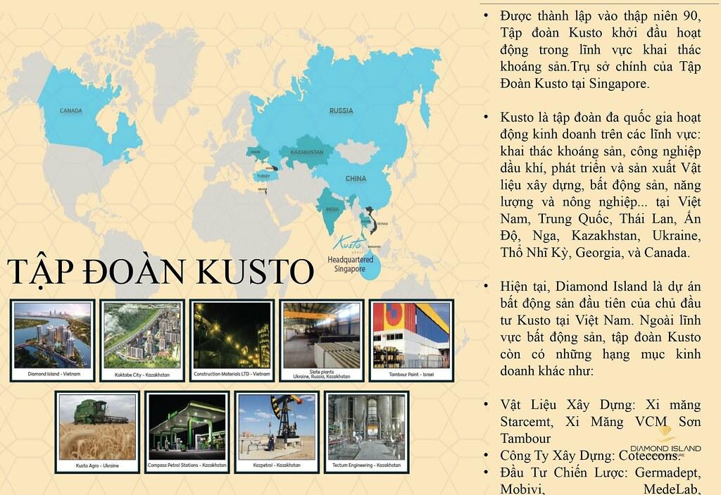 Tập đoàn Kusto