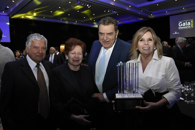 Ximena Casarejos: Premio Mejor Ejecutiva del Año
