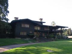 Gamble House, Pasadena 9-26-2004