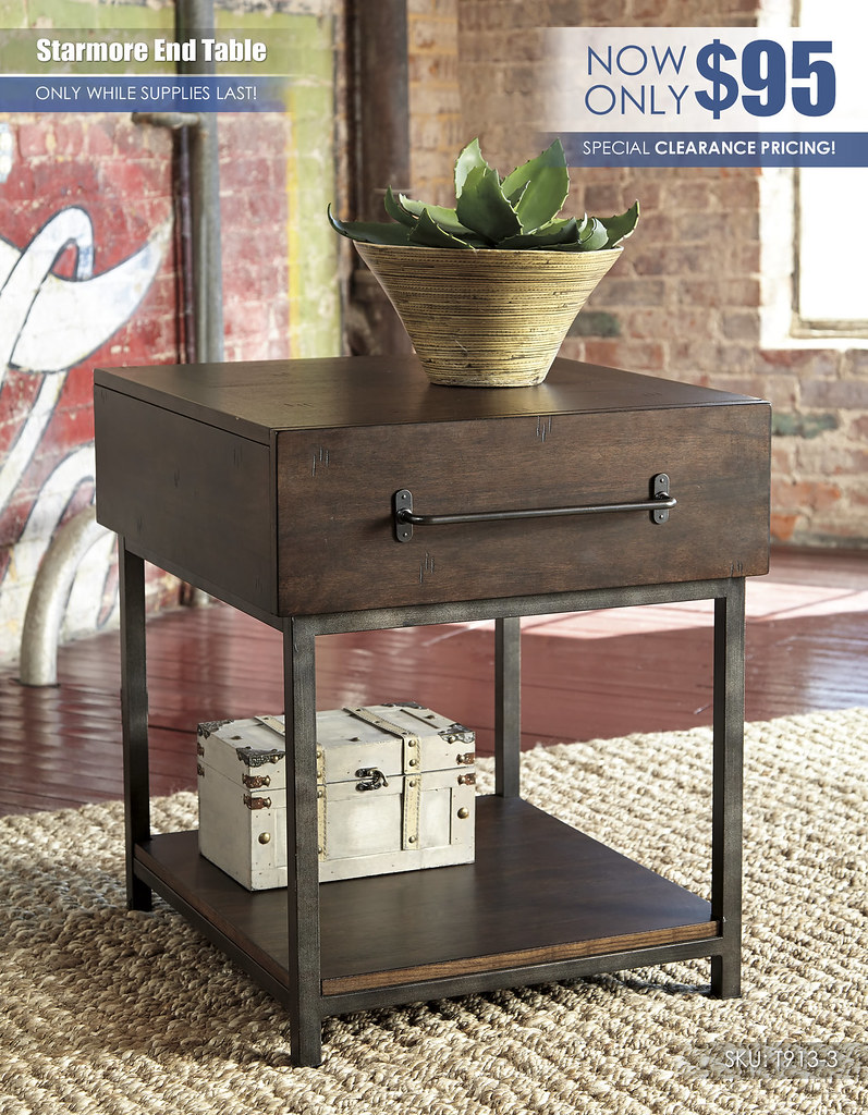 Starmore End Table_T913-3_Clearance