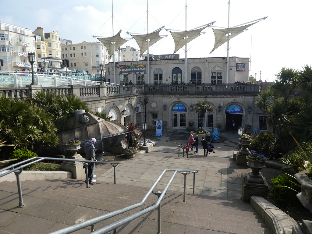 SeaLife Aquarium, Brighton