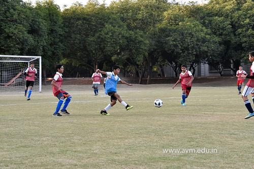 Inter House Football Competition 2018-19 11 (12) | by Atmiya Vidya Mandir