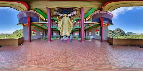 tibetan temple buddha tambun perak vr ipoh malayasia