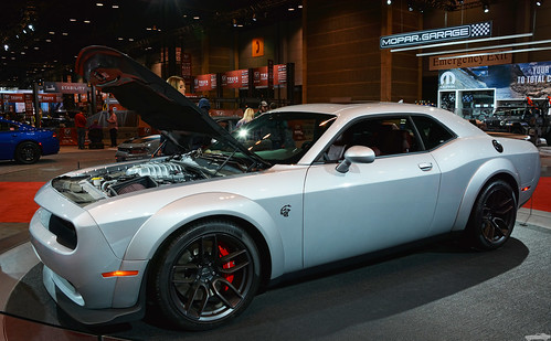 2019 Dodge Challenger SRT Hellcat Redeye Photo