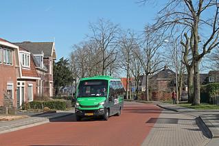 Qbuzz (Juijn) 6610 - Lexmond, Kortenhoevenseweg | by Daniël Bleumink