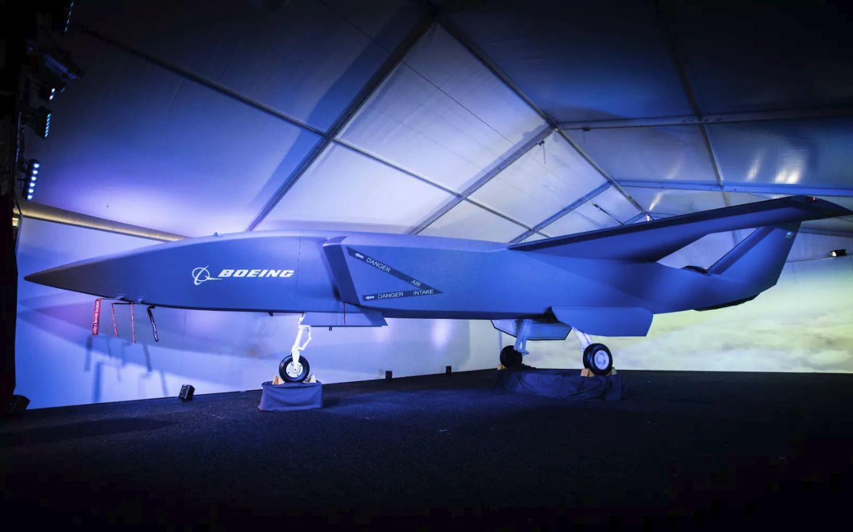 Boeings Loyal Wingman Drone