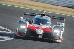 #8 Toyota Gazoo Racing - Toyota TS050 - Hybrid