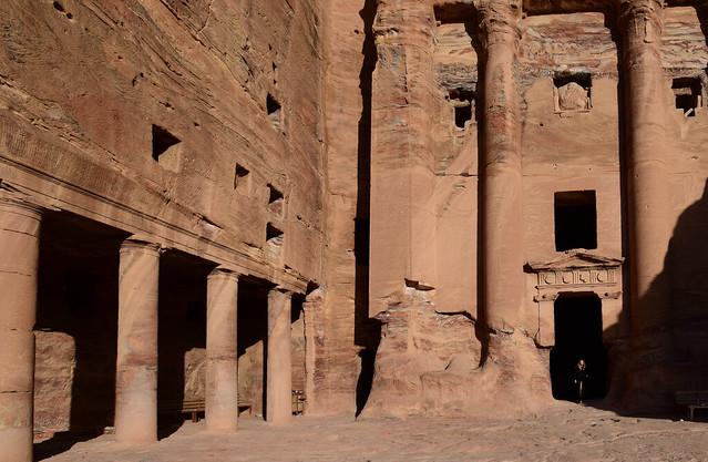 Petra, Jordan, January 2018 1140