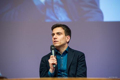 Andrea Franzoso all'Università del Dialogo
