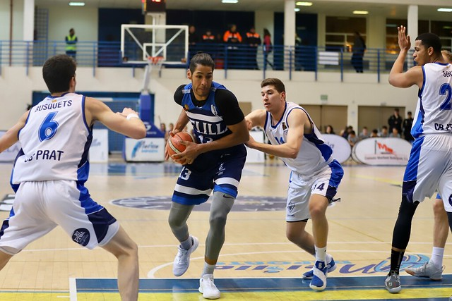 JORNADA 30 | Club Melilla Baloncesto vs CB Prat