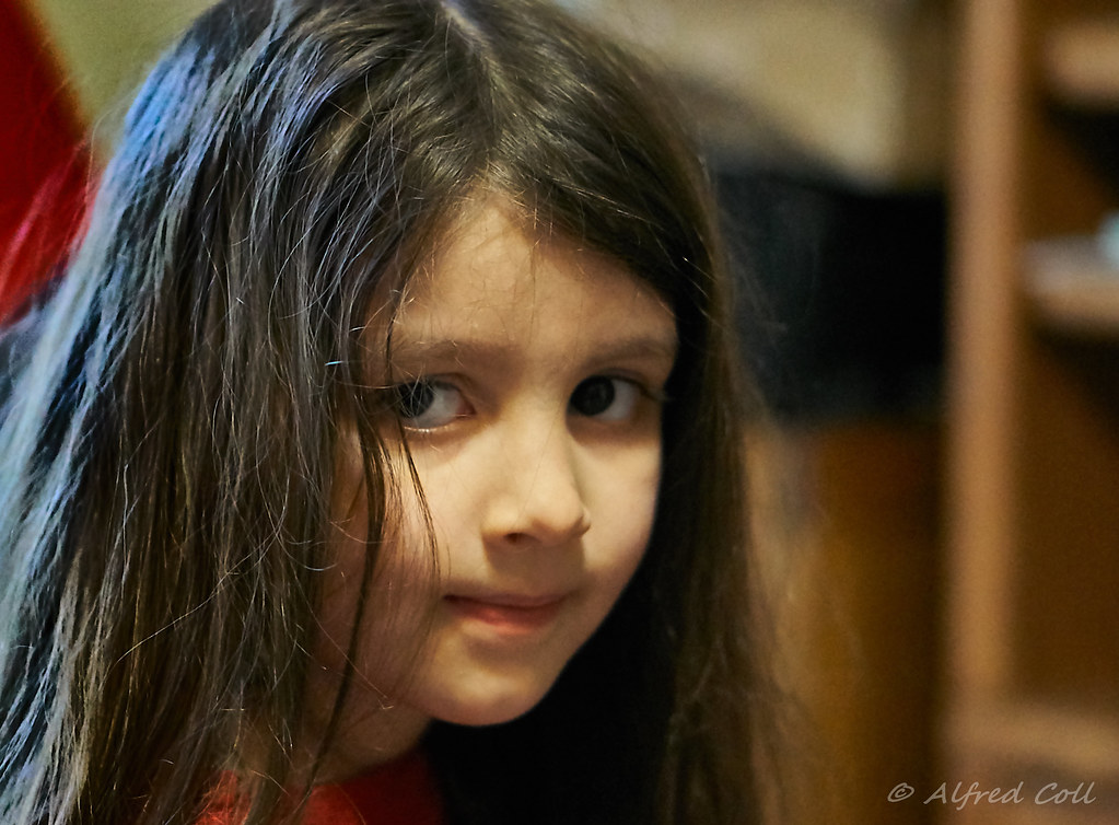 Bisabet | One of my 3 wonderful grand daughters. | Alfred
