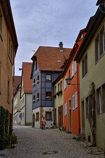 Buntes Rothenburg
