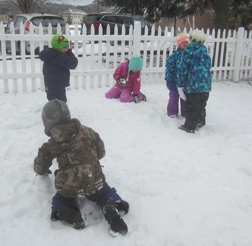snow balls