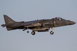 AV-8B 165421 MCAS Yuma WM | by finband76