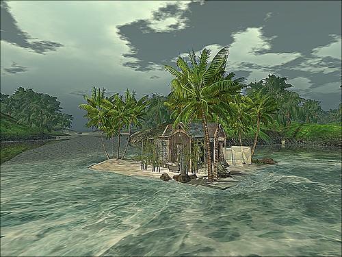 Dolce Amore Beach - Bamboo Hideout | by mromani50