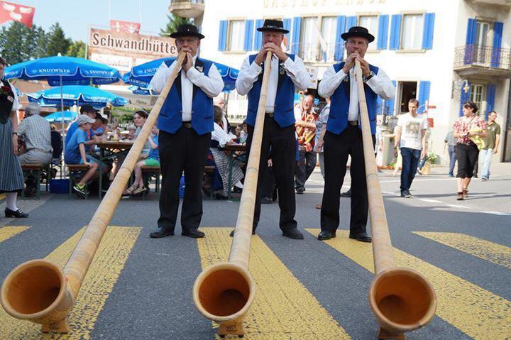 2016 ZSJV Jodlerfest Schüpfheim