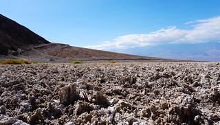 Badwater Basin, Vallée de la Mort | by rhespel