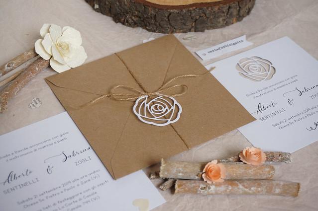 Partecipazioni Matrimonio Quando Si Danno.Carta Forbici Gatto Partecipazioni Di Matrimonio A Padova Nel
