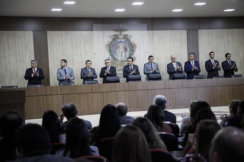 2019.03.11 - ESMAM realiza abertura de ano letivo com palestra de ministro do STJ | by Escola Superior da Magistratura do Amazonas