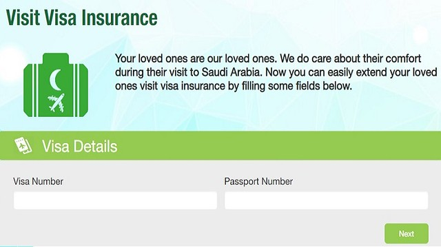 799 How to get insurance to extend Family Visit Visa 02