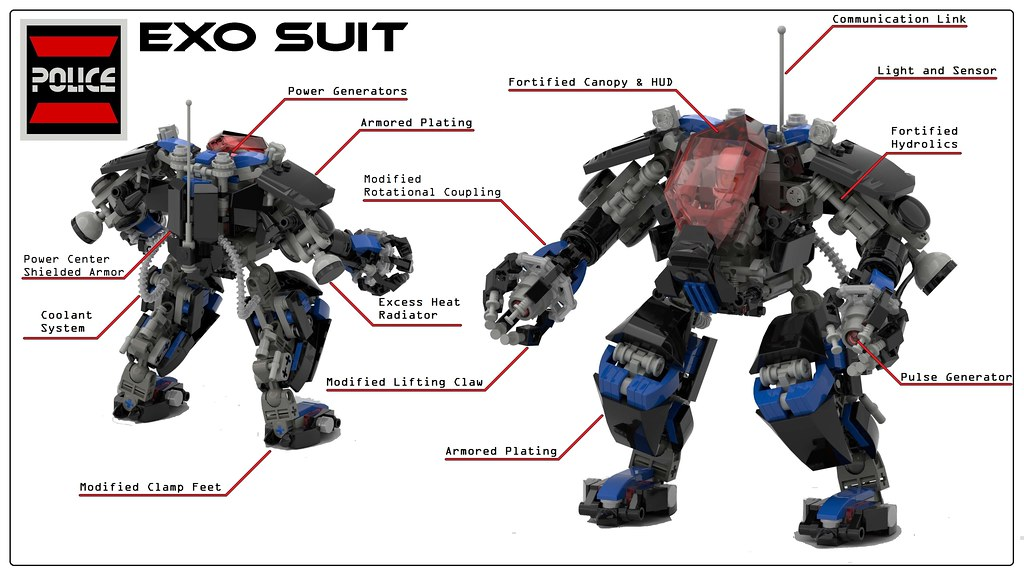 FPD Exo-Suit