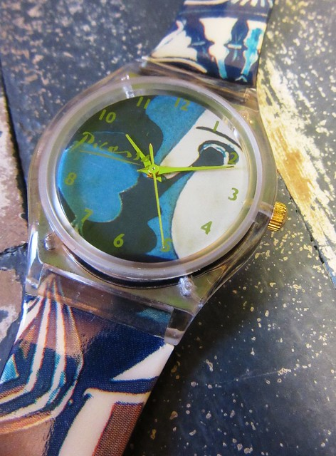 swatch Picasso