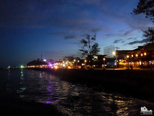 Rizal Boardwalk at dusk | by Adrenaline Romance