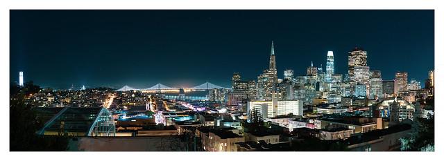 SF Cityscape x 1 Billion