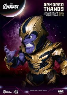 野獸國 Egg Attack Action 系列《復仇者聯盟:終局之戰》戰甲薩諾斯 Armored Thanos EAA-079