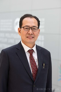 Hyoung Kwon Ko, Ambassador of Korea to the OECD