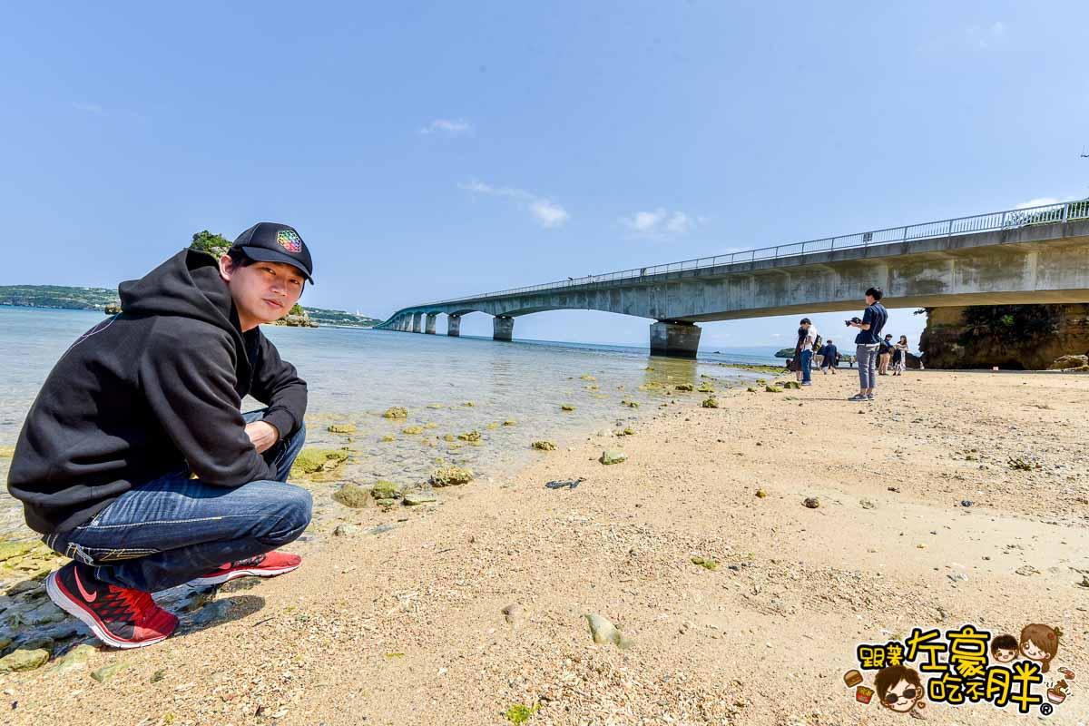 沖繩旅遊-古宇利大橋-4