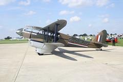 G-AGJG de Havilland DH-89A [6517]  Sywell 010918