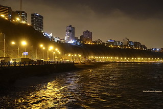 Lima at night | by Maria Rosaria Sannino/images and words