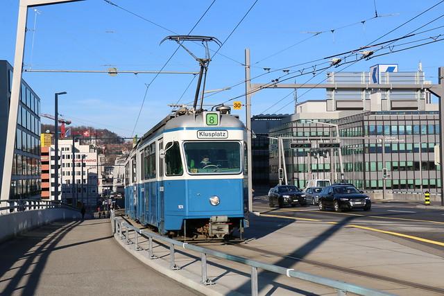 2019-02-25, Zürich, Bahnhof Hardbrücke