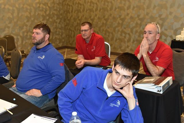 WorldSkills USA Training Sessions