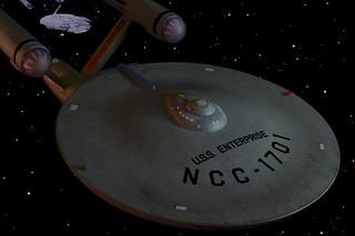 Constellation Under Tow - The Doomsday Machine | by trekriffic