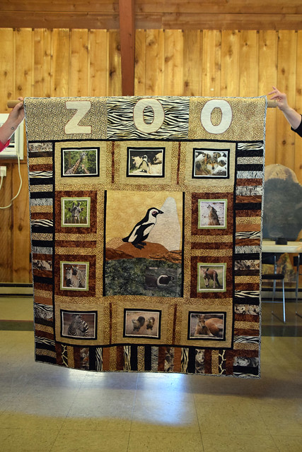 The Zoo Quilt