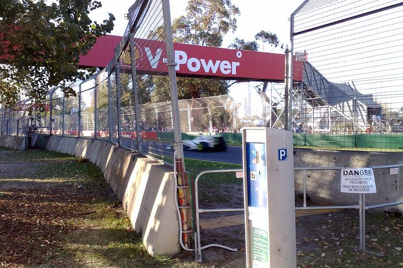 Melbourne Grand Prix, March 2009