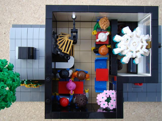 Tokyo Tea Floor 2 Overview