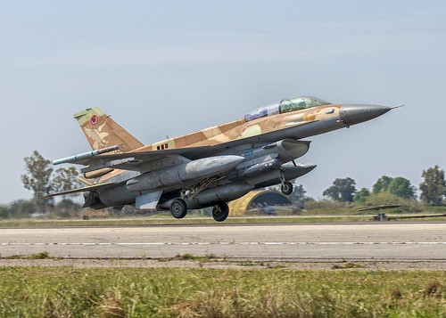 Hellenic AIr Force Exercise INIOCHOS 2019 | by Proelasi