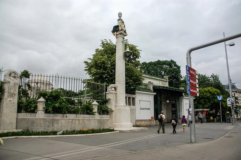 維也納城市公園(Stadtpark) 3
