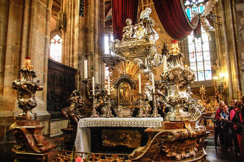 St. Jan Nepomuk之墓 3