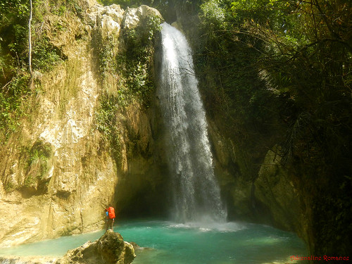 Inambakan Falls | by Adrenaline Romance