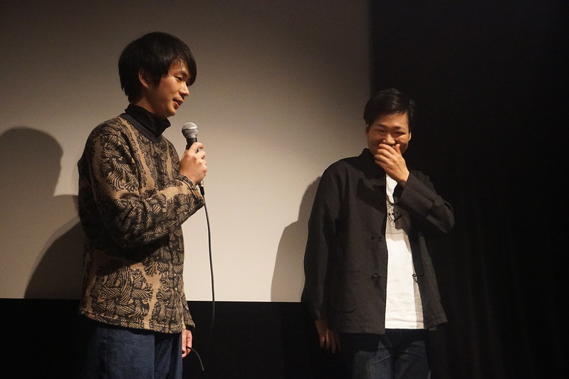 篠田知典監督、赤染萌