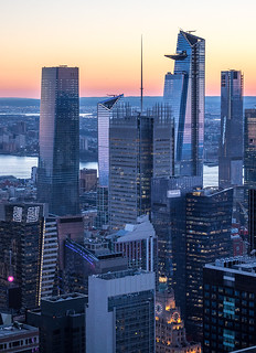 New York City / Hudson Yards   by Aviller71