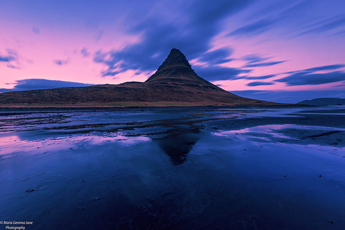 Kirkjufell Mountain, Iceland | by Maria Gemma - A Passionate Photographer