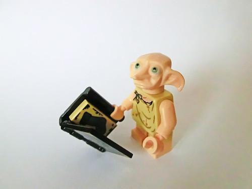 Dobby the House Elf | by Ptéra