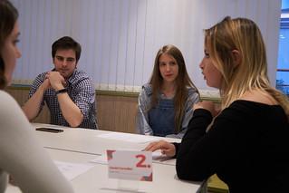 CISE Training | Speed Dating & Networking | Programa e2 | by CISE Centro Internacional Santander Emprendimiento